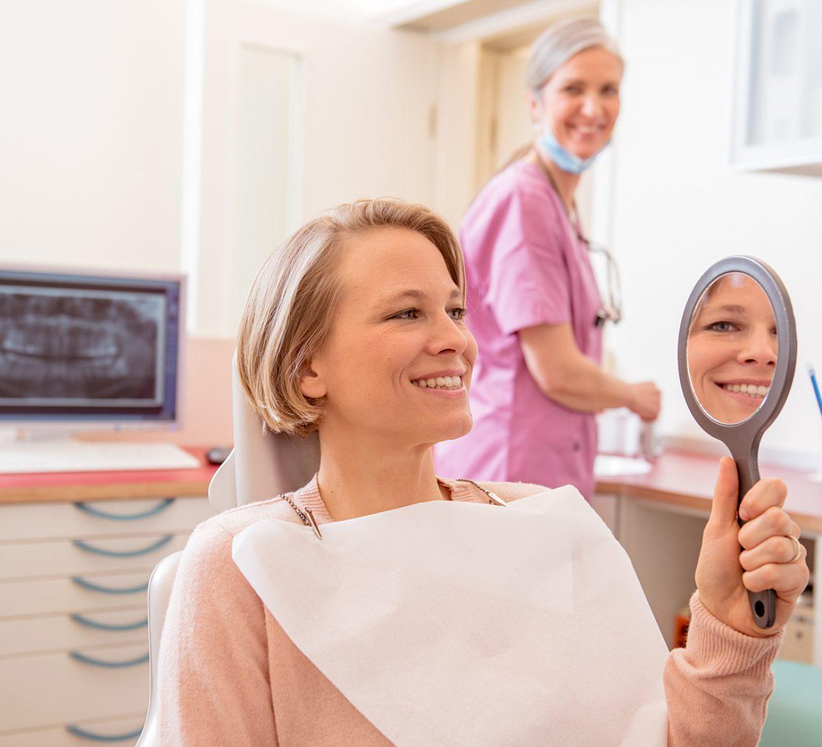 Ästhetischen Zahnheilkunde - Zahnarztpraxis Sabine Quack, Berlin Friedrichshain