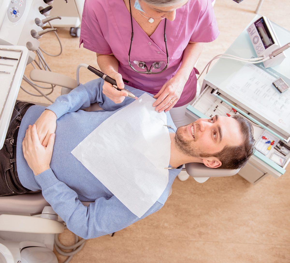 Wurzelkanalbehandlung - Zahnarztpraxis Sabine Quack, Berlin Friedrichshain